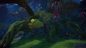 歪な木の精霊