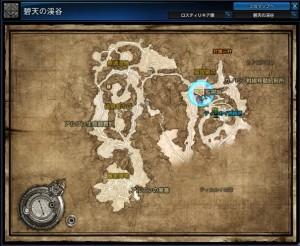 アルゴニックピグミーオーカン-map