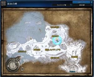 爆風海賊副隊長-map