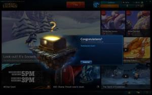2015 Snowdown gift summoner icon