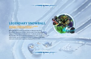 2015 snowdown legendary snowball