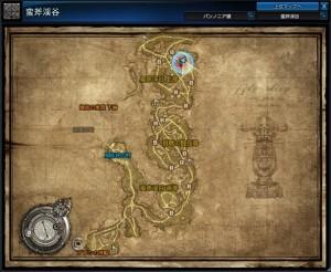 悲鳴の湿地クリチュラ2-map