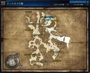 ティルカイホーンベアー-map