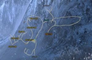 闇の傭兵団バーサーカー-道筋-map