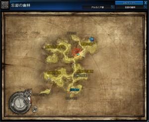 彷徨うギリード-map
