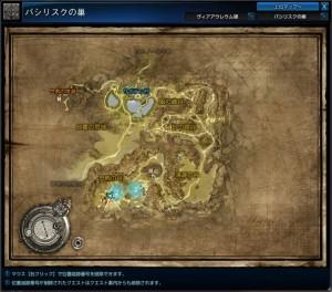 岩盤バシリスク-map