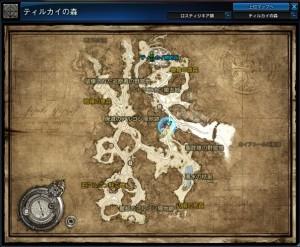 アルゴンホーンベアー-map