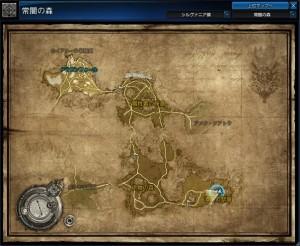 漆黒の階段-map