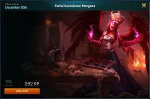 Sinful Succulence Morgana