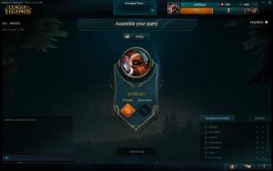 New Champion select 01